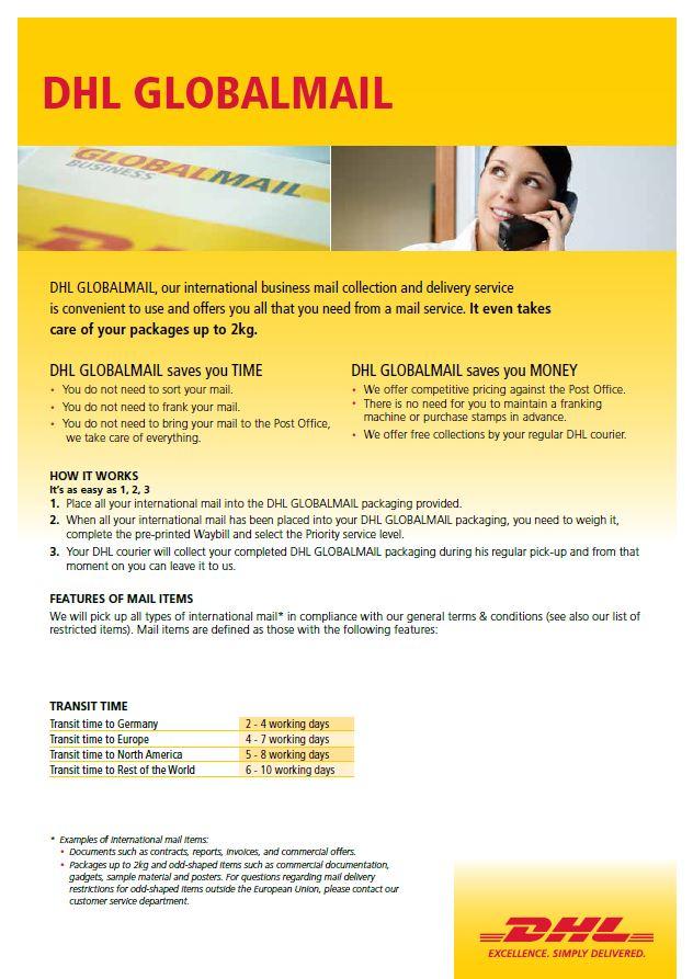 Info & Tips - DHL Express